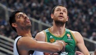El Madrid, desarmado en Grecia cae ante el Panathinaikos de Dusko. Pappas, imparable