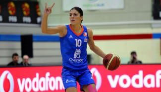 Marta Xargay, destino Praga junto a Laia Palau tras la WNBA