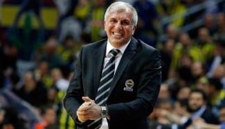 Obradovic quiere renovar: «Estoy feliz y espero seguir en el Fenerbahçe»