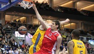 Marjanovic, intratable. Lleva 14 dobles-dobles en 22 partidos de Euroliga. ¿NBA?