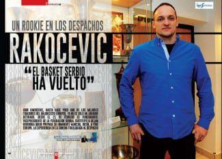 Rakocevic, de las canchas a los despachos. Gigantes te descubre su nueva labor