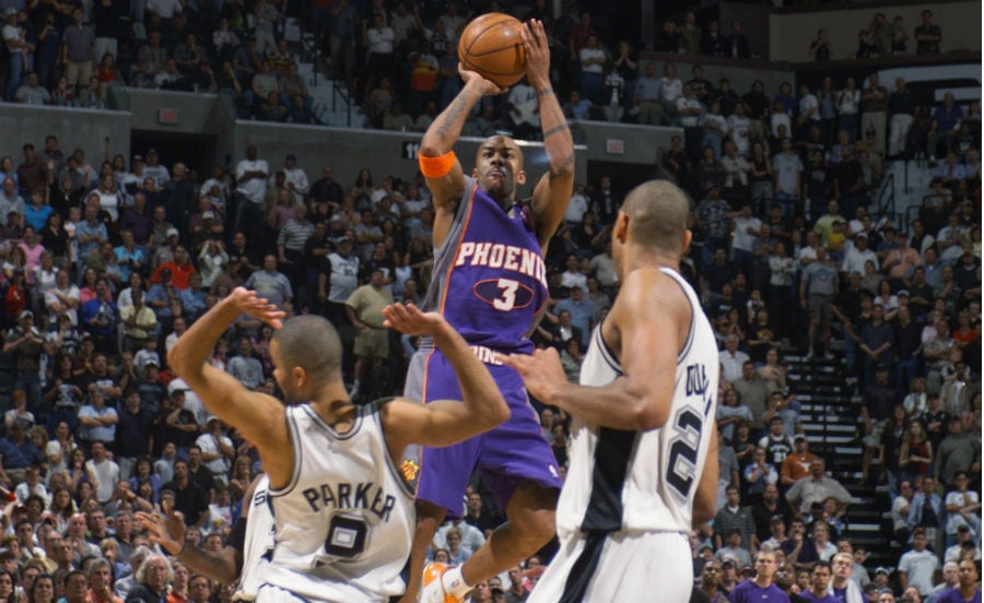 Los Nets, 2º octavo en ganar a un 1º en la prórroga. ¿El 1º? Marbury con este triple
