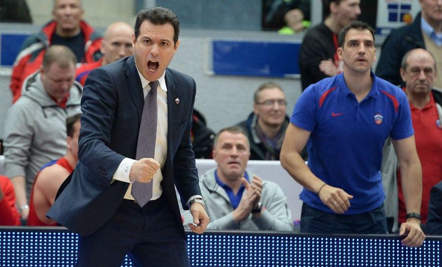 El CSKA, derrotado por el Avtodor. Itoudis: «No estuvimos motivados ni concentrados»