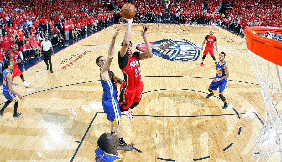 ¿Sueldo de MVP? Los Pelicans ofrecerán a Anthony Davis 140 millones  por 5 años