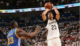 """Kerr: """"Estoy contento por no tener que ver a A. Davis hasta noviembre. Será MVP en el futuro"""""""