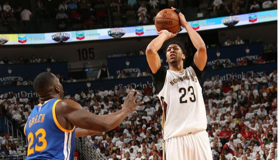 Kerr: «Estoy contento por no tener que ver a A. Davis hasta noviembre. Será MVP en el futuro»