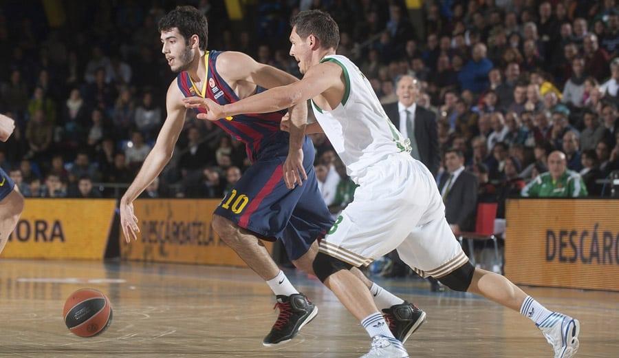El Barça quiere retener a Abrines ante la marcha de Hezonja. Oferta por 6 años