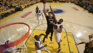 Anthony Davis, estratosférico: como Dr. J, Kareem y Chamberlain en su debut en playoffs