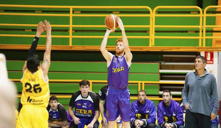 Edu Durán (CEBA), protagonista del partido del año en Plata: 40 puntos con 8 triples