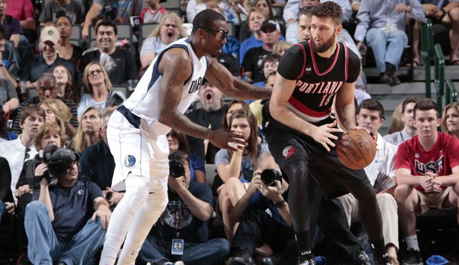 Joel Freeland, a Gigantes: «Mi prioridad es la NBA. Quiero seguir en Portland»
