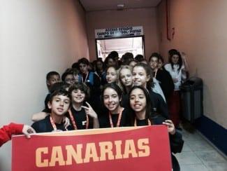 Las Selecciones Canarias deMinibasket finalizan su participación en el #Mini2015