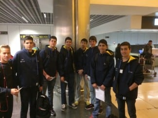Canarias inicia el Campeonato Infantil en Zaragoza
