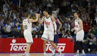 Por esto le quieren los Cavaliers. Así fue la irrupción de Mejri en el Clásico (Vídeo)