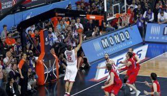 2º game winner histórico para Printezis. ¿Te acuerdas del 1º? Dio una Euroliga al Olympiacos… (Vídeo)