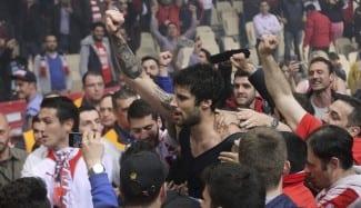 Decisivo Printezis: «Ganar al Barça tres partidos en seis días es un logro excepcional»