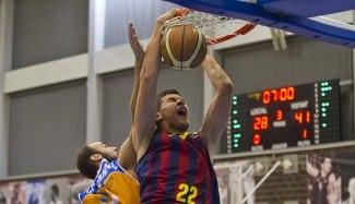Sulejmanovic, cedido por el Barça hasta final de temporada a la Orlandina, equipo de Basile