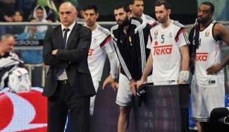 """Pablo Laso: """"Al Barcelona es difícil verle mal. Son siempre muy competitivos»"""
