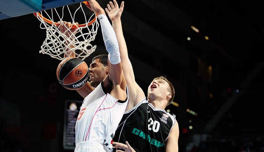 Los Cavaliers quieren llevarse a la NBA al madridista Mejri el próximo verano
