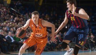El Baskonia se interesa por el ex madridista del Galatasaray Martynas Pocius