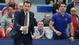 """Itoudis, cauto: """"El Panathinaikos saldrá herido, pero nosotros seguimos con hambre"""""""