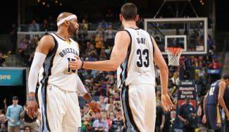 Marc deja a Anthony Davis en 12 puntos y los Grizzlies arrollan a los Pelicans (Vídeo)