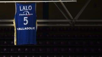 Valladolid despide a Lalo García. Así ha sido el emotivo minuto de silencio (Vídeo)