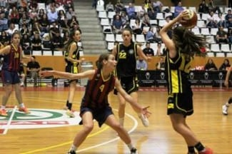 Snatt's Femenino Sant Adriá se proclama Campeón del Campeonato de Cataluña Junior Femenino Preferente