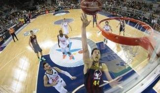 Tomic: «Los títulos del Madrid no nos presionan. Somos los campeones ACB»