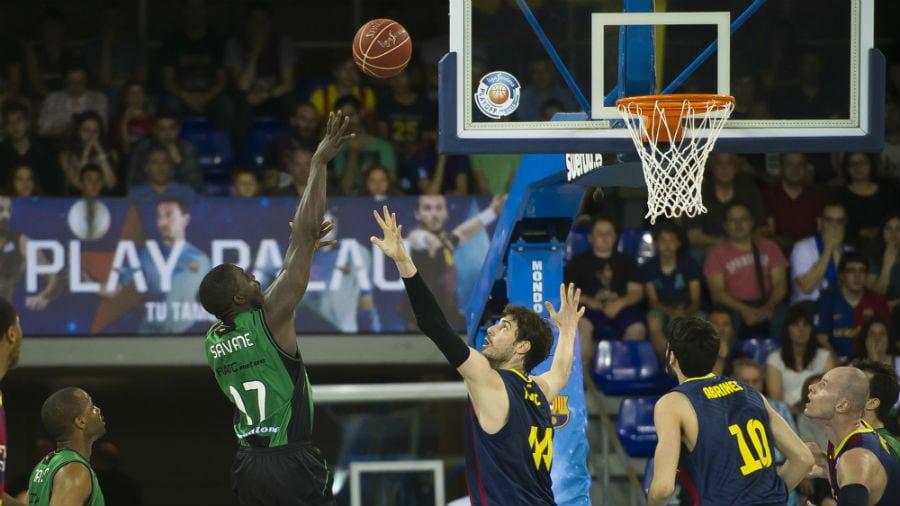Al CAI le sale un competidor de última hora por Savané: Dominion Bilbao Basket