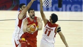 """Marc, ¿baja en el Eurobasket?: """"Llevo 14 años con la Selección. Algún día habrá que parar»"""