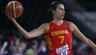 La Selección femenina doblega a Grecia en el inicio de la gira. Torrens (17), enchufada