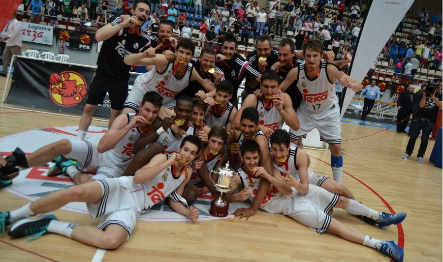 Los fotones de la final del #CEJBasket2015, aquí. Doncic, Yusta…