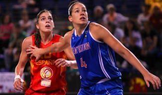 Marta Xargay vuelve a jugar de 4 con España: «La polivalencia es una de nuestras armas»