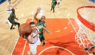 """Calderón, sobre el futuro de los Knicks: """"En el Este no es difícil hacer un buen equipo"""""""