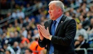 """Obradovic, maestro: """"Alguna noche he salido con los jugadores"""""""
