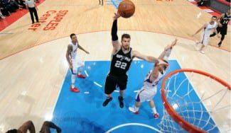 Los Spurs quieren traspasar a Splitter. Sus objetivos son Marc o Aldridge