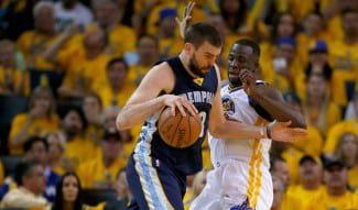 Los Warriors arrollan a los Grizzlies. Marc: «Nos ha faltado intensidad atrás» (Vídeo)