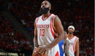 Los Rockets ganan a los Clippers fallando 20 tiros libres (1-1). Harden, decisivo (Vídeo)