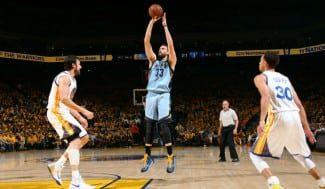 Marc Gasol, elegido en el mejor quinteto de la NBA. Pau, en el segundo
