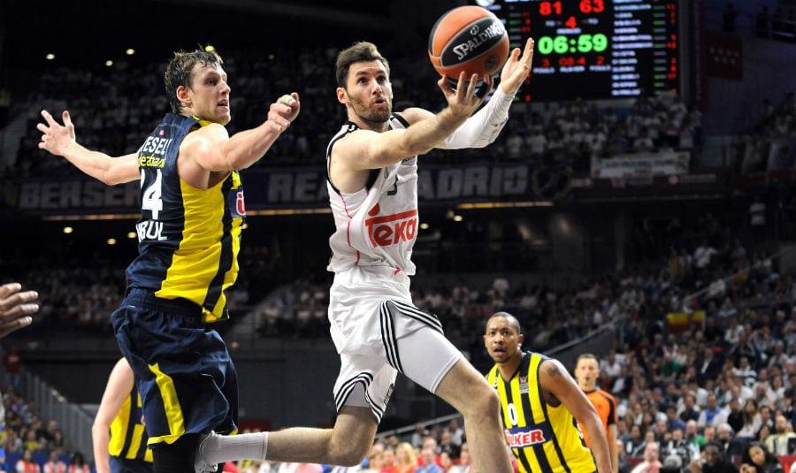 El Madrid, favorito en las apuestas. ¿A cuánto se paga el tercer campanazo del Olympiacos?