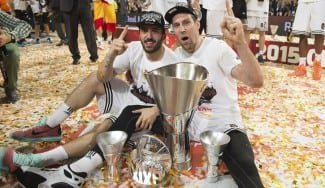 Nocioni, MVP en su primera F4 a los 35: «El Madrid me ha rejuvenecido»