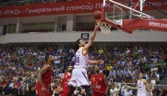 El Khimki fuerza el desempate al Lokomotiv. Claver, clave. Su actuación, aquí
