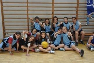 Mater Inmaculata, un colegio que vive el Baloncesto con auténtica pasión