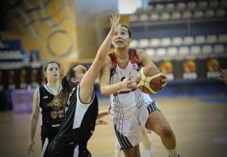 Campeonato de España Junior Fem Guadalajara: primeros asaltos