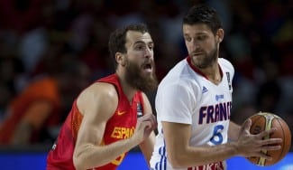 El base Diot, ¿a la ACB?: «Estoy preparado para salir de Francia. España me atrae»