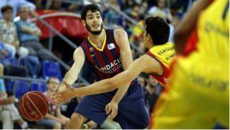 """Álex Abrines: """"Quiero ser uno de los líderes del Barça en el futuro"""""""