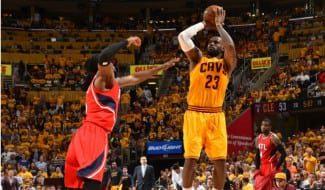 Los Cavs, a Las Finales de la NBA por 2ª vez en su historia. ¿Duelo LeBron-Curry? (Vídeo)