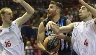 Guille Rubio, histórico en Grecia. MVP de la jornada 26ª, jugará los playoffs con Koroivos