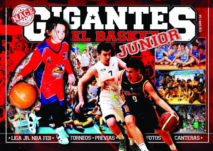 Nace Gigantes Junior, la revista dedicada a los más jóvenes