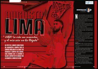 Augusto Lima, protagonista en la Gigantes de mayo: «¿NBA? La vida son momentos»